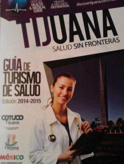 Lista la Guía de Turismo de Salud de Tijuana