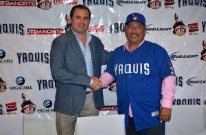 Rene Rodriguez y Enrique Reyes