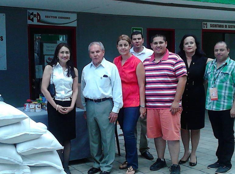 Grupo Reyes Heroles entregó donativo para damnificados de BCS