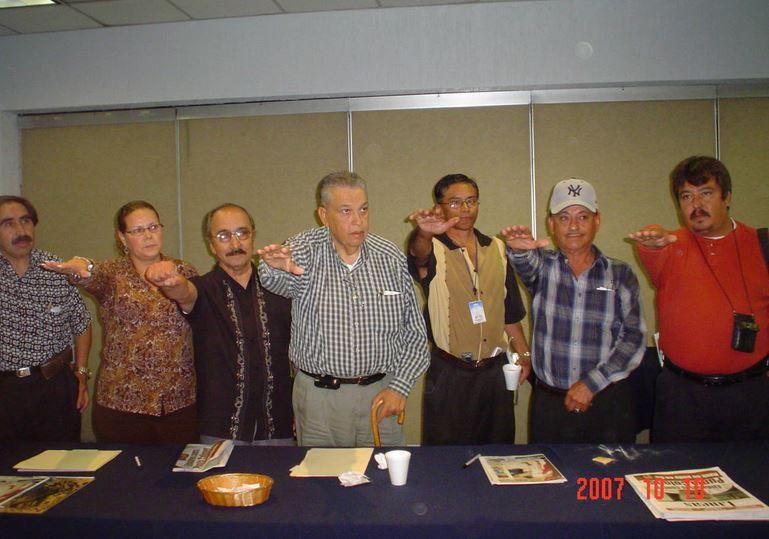 "DEJA JESUS RAMON ""BUFALO"" GIL RICA TRAYECTORIA PERIODISTICA EN BC"