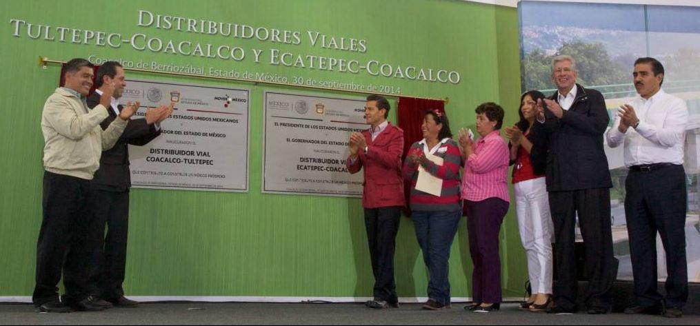 Gobierno de Peña Nieto ha emprendido la construcción de más de tres mil kilómetros de nuevas autopistas