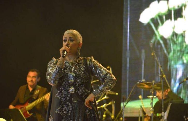 Sabroso y exitoso concierto de Eugenia León en TJ
