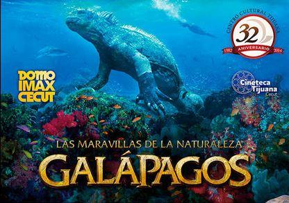 Galápagos, las maravillas de la naturaleza