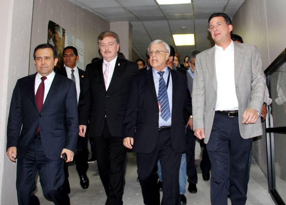 Baja California, líder en competitividad y productividad, Ildefonso Guajardo
