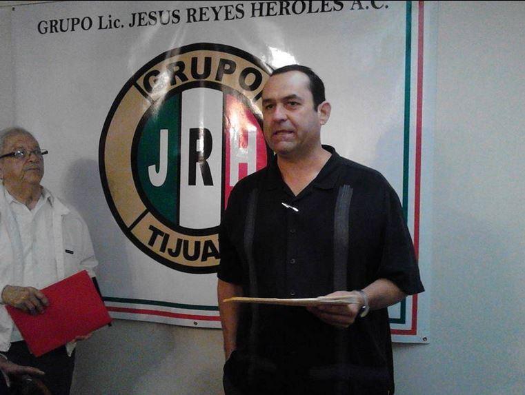 INVITAN A MIEMBROS DE GRUPO REYES HEROLES A INFORME DE LA FRACCION PARLAMENTARIA DEL PRI EN CONGRESO DE BC