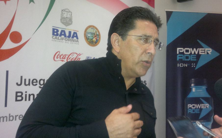 Tijuana sede de Primeros Juegos Binacionales