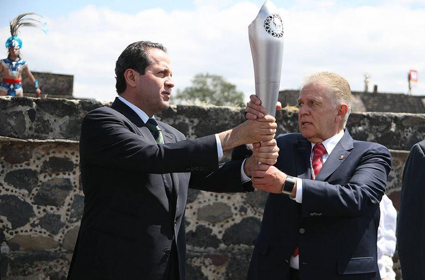 Arde Fuego Nuevo en Teotihuacán para Centroamericanos