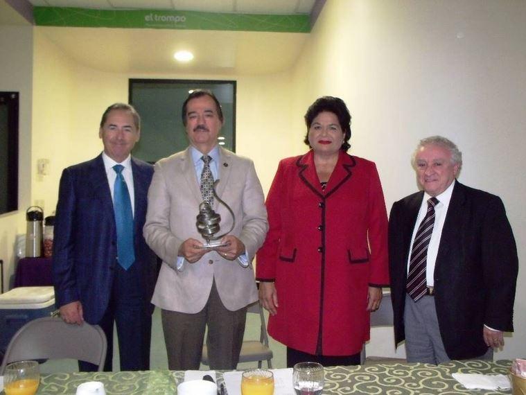 Felicita PRI a Raquel Stabinski por su nueva responsabilidad en Presidencia del Consejo de El Trompo, Museo Interactivo