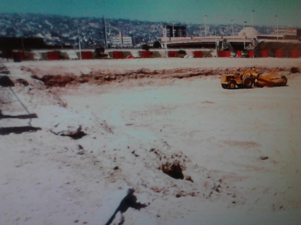 Recuerda René Treviño que hace 30 años se colocó la Primera piedra del Palacio Municipal de la Zona Rio