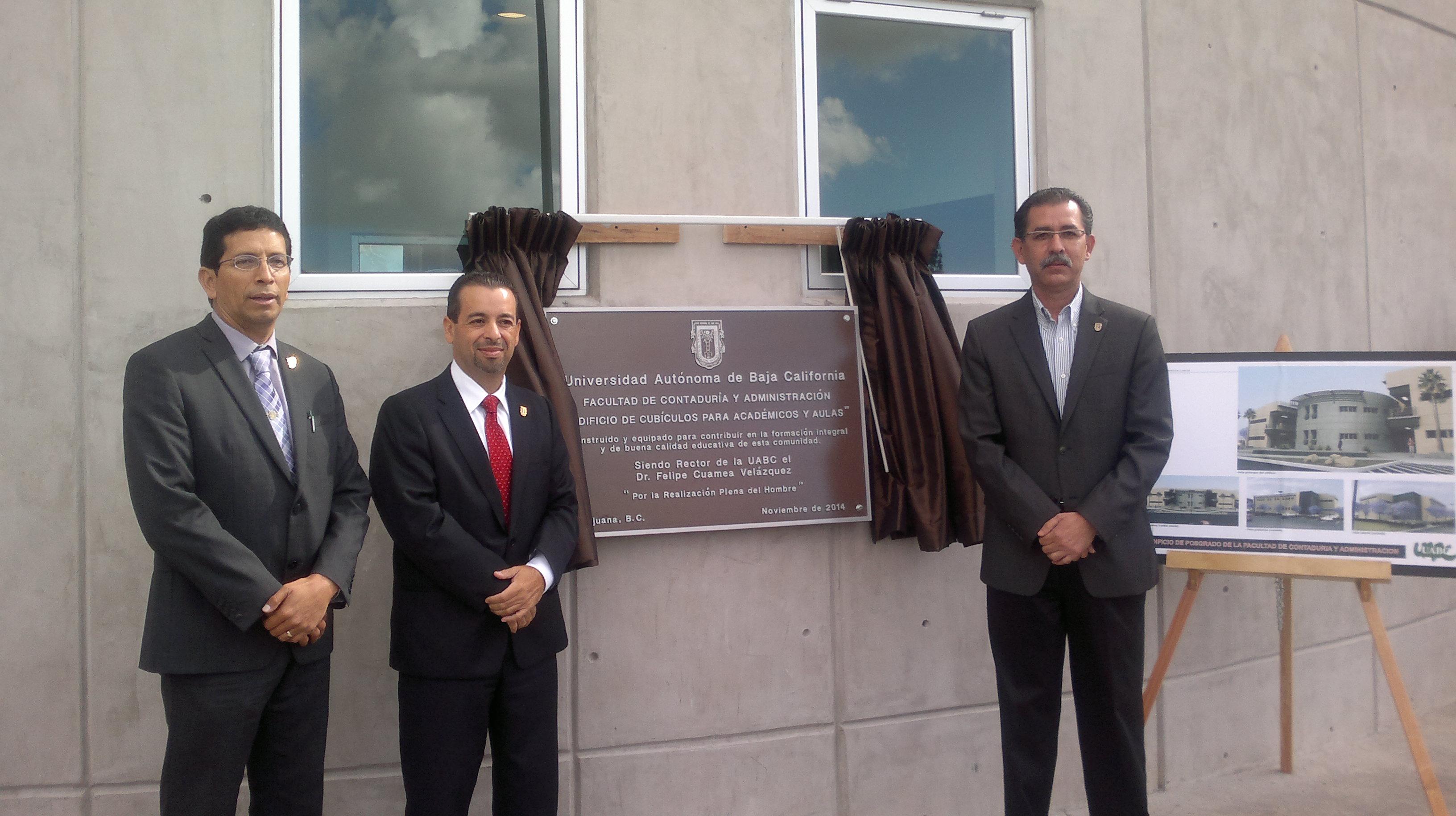Satisfecho Cuamea con su gestión como rector en UABC