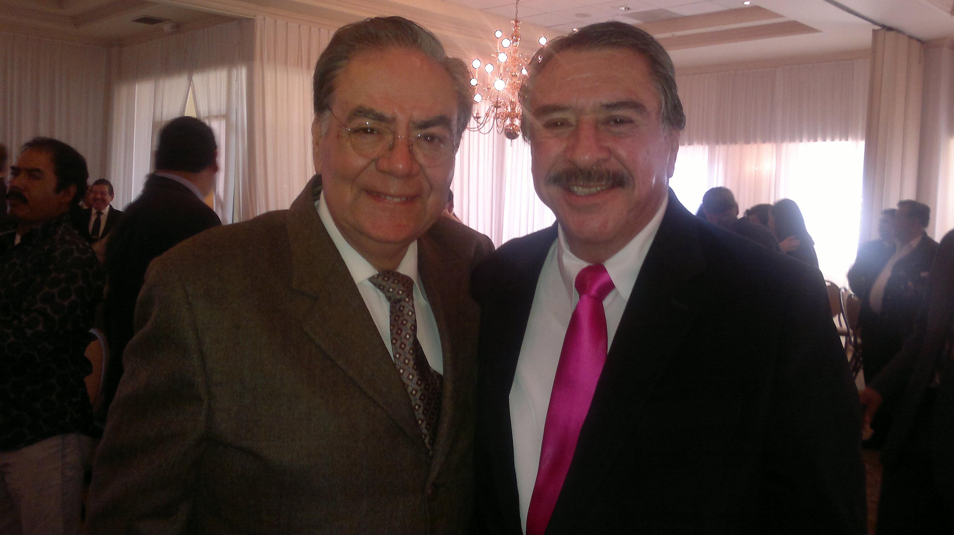 Grupo 21 creció de 22 a 33 socios con Lugo Valenzuela; Francisco Reynoso el de mas reciente ingreso