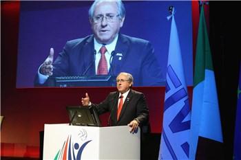 Mensaje de Clausura de 34to Congreso Mundial de la FIVB/ Message Closing 34th FIVB World Congress