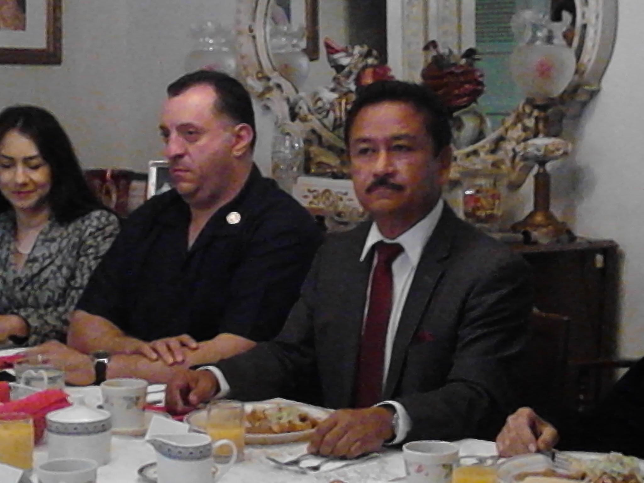 Asegura Hirata Chico, Ensenada repuntará en 2015 y espera que  en diciembre concluya la reconstrucción de la carretera Escénica