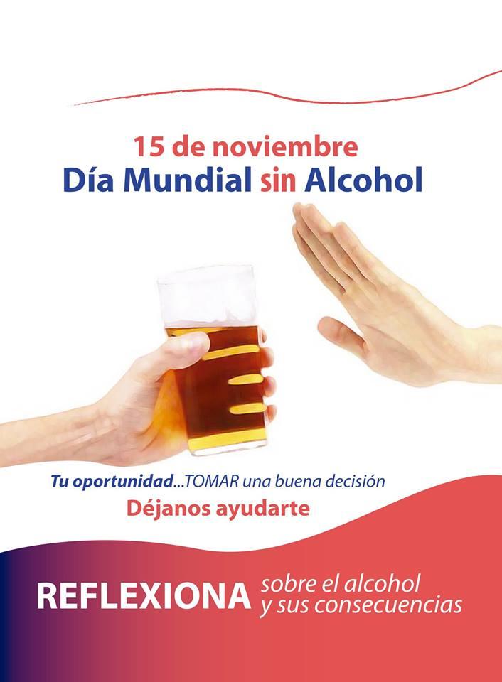 Conmemoran Día Mundial sin Alcohol y aniversario  luctuoso del Doctor Bob, uno de los pioneros de AA