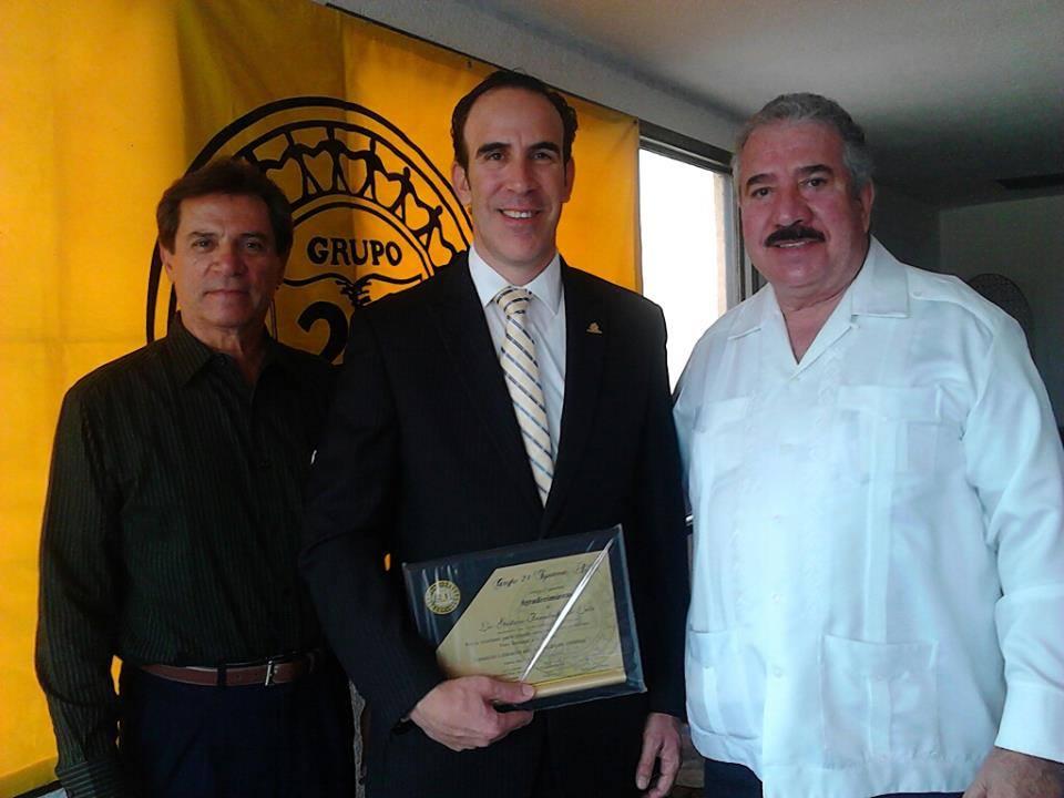 Elogia Grupo 21 de Tijuana civilidad política de diputados en Congreso de BC