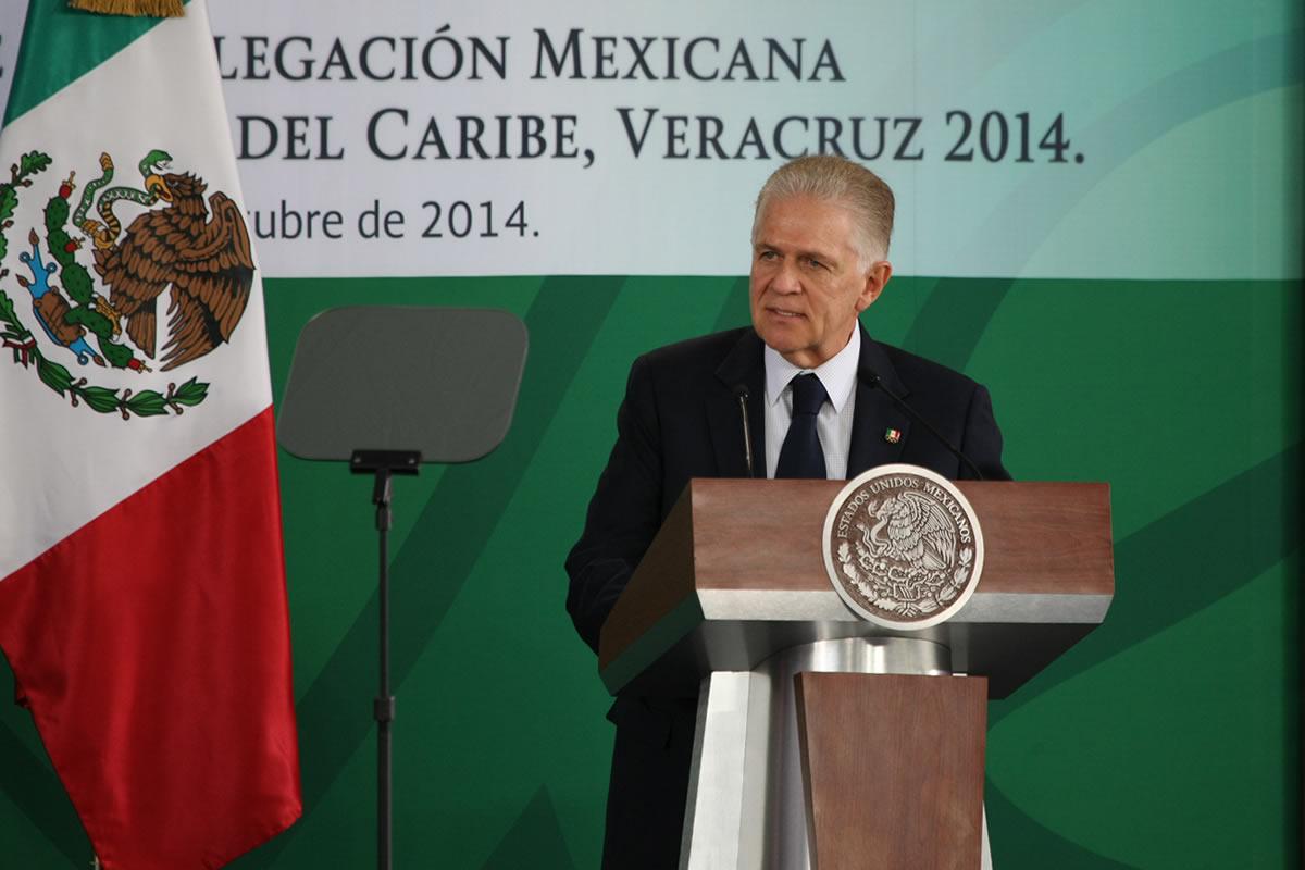 hace 88 años, México abrió el camino para el deporte de la zona centroamericana: Padilla Becerr