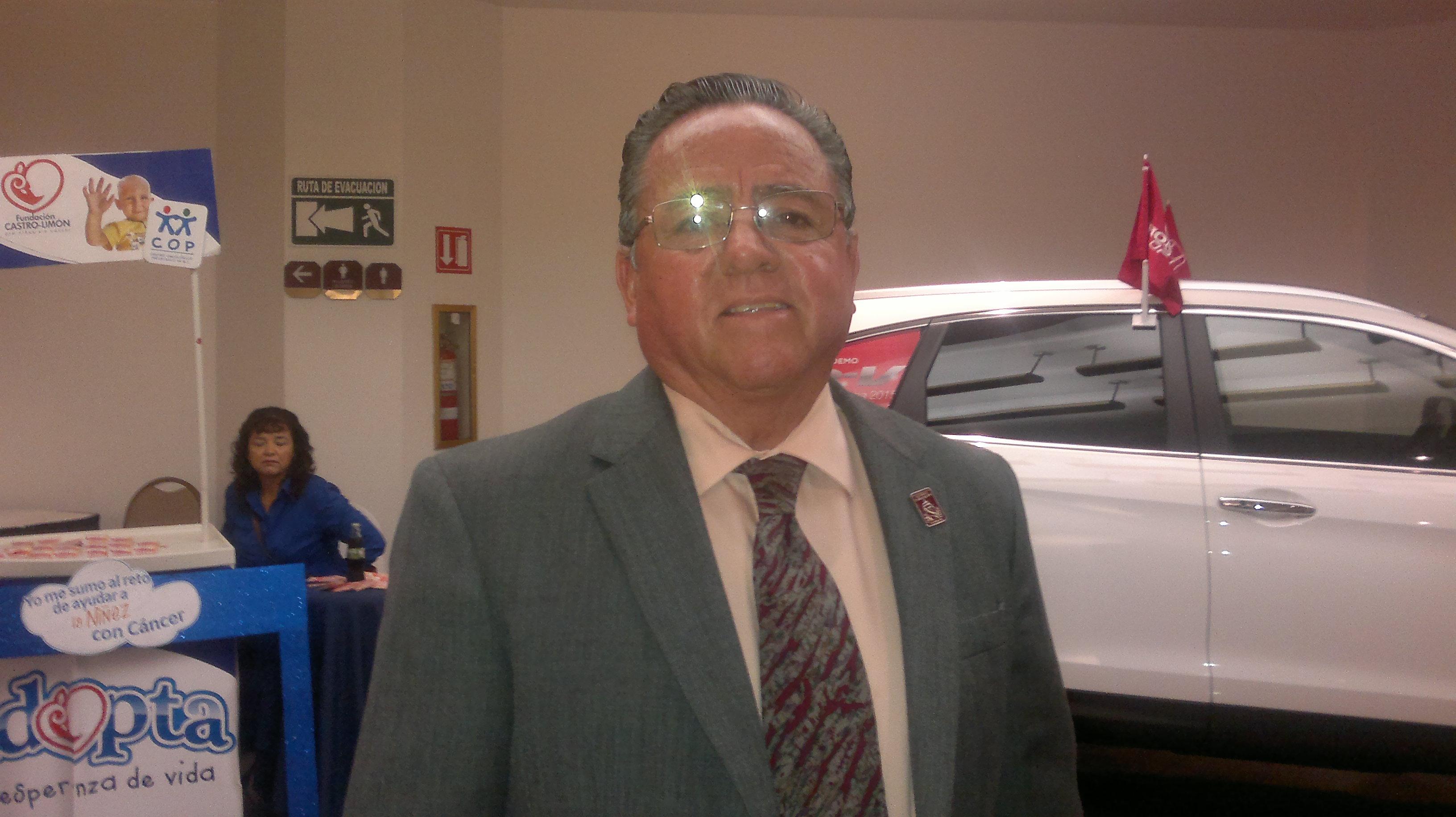 """Llevará el nombre de Luis Francisco """"Sub"""" Rodríguez Grijalva Salón Presidentes del Salón de la Fama del Deporte en Tijuana"""