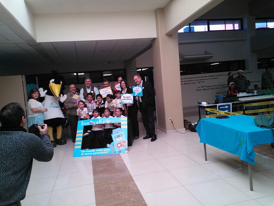 Estudiantes de  Tecnologías de la Información de la UTT ofrecen talleres a 120 niños de colonia El Refugio