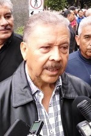 Domingo Vigil, encargado de despacho de la Delegación Municipal La Presa Este