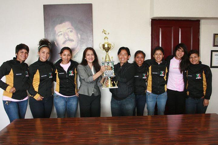 PRI  Municipal felicitó a Xoloitzcuintlas de Tijuana porque disputarán en Guadalajara el campeonato Nacional
