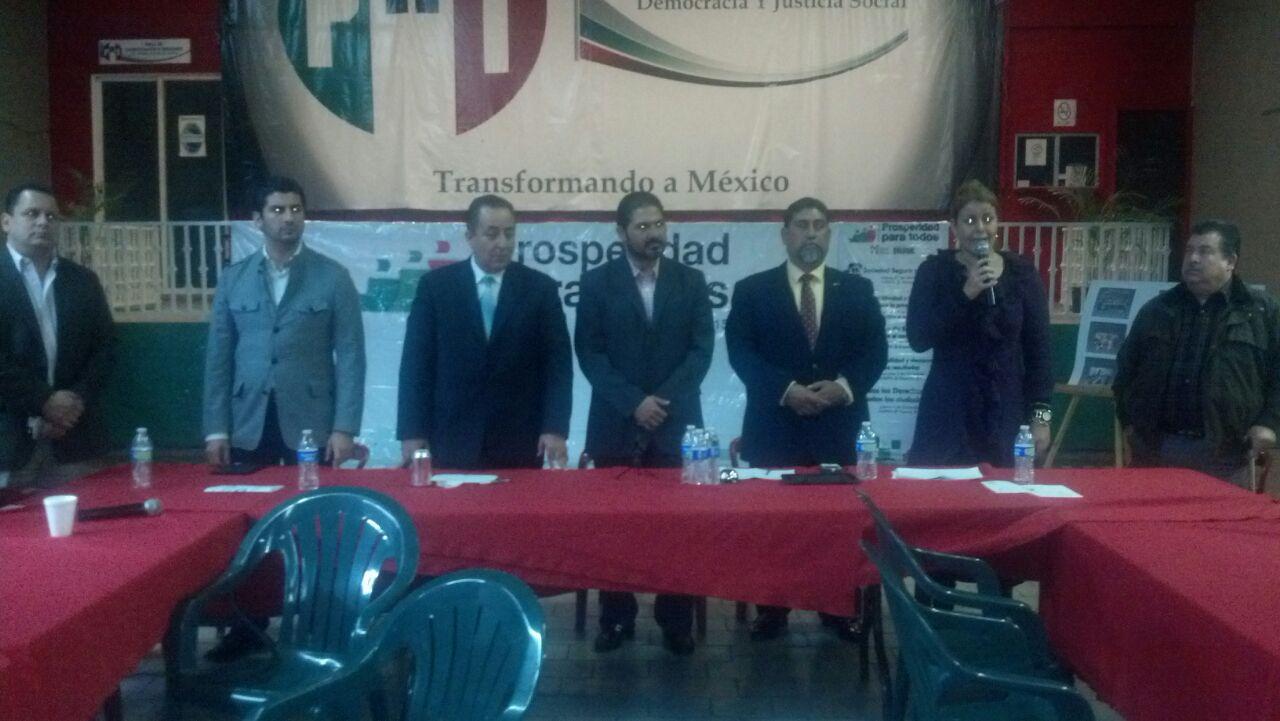 Fundación Colosio y APBC fortalecen el programa y plataforma electoral del PRI