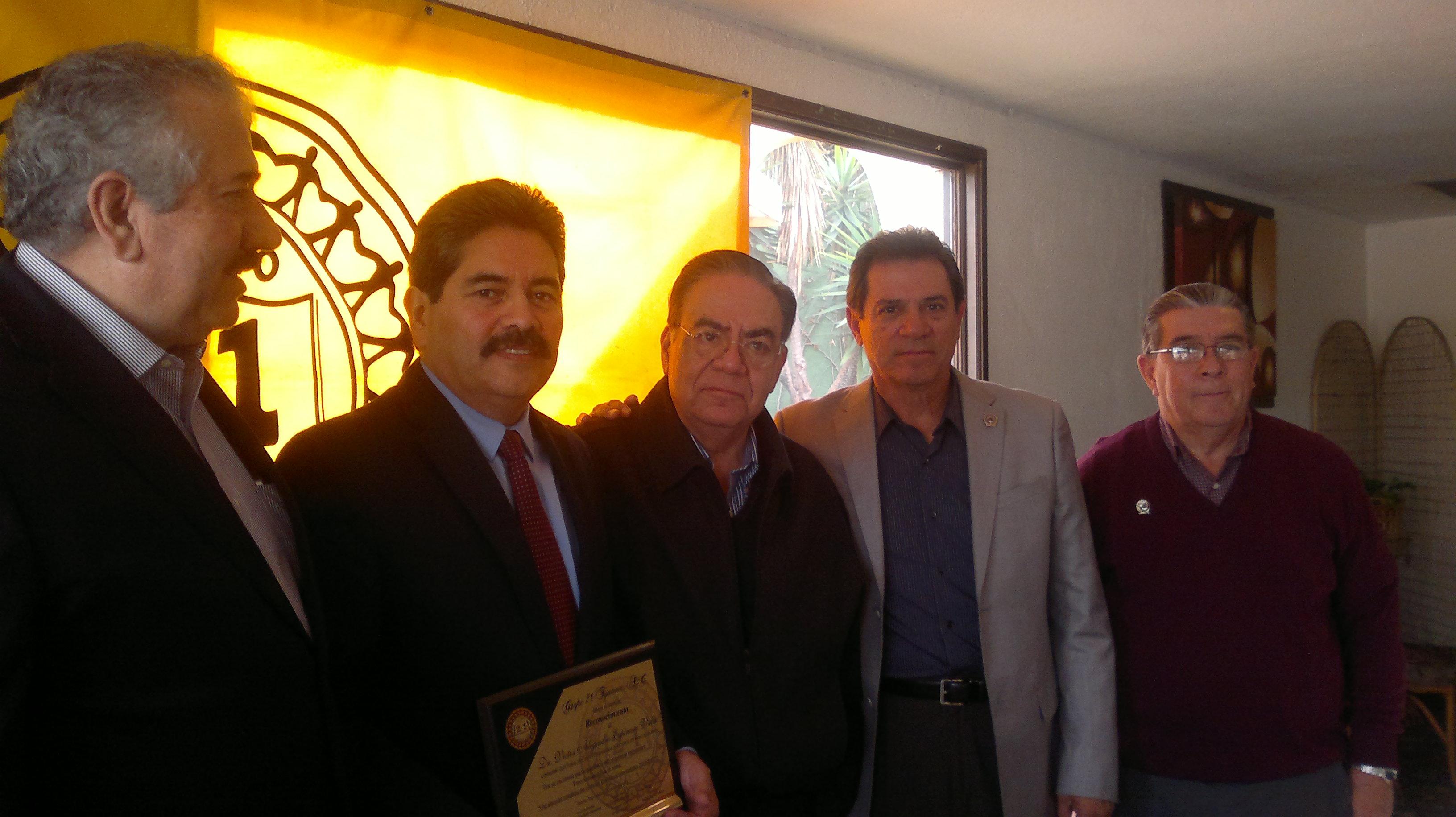 Elección 2015 será compleja pero estructura de INE está probada: Alejandro Espinoza