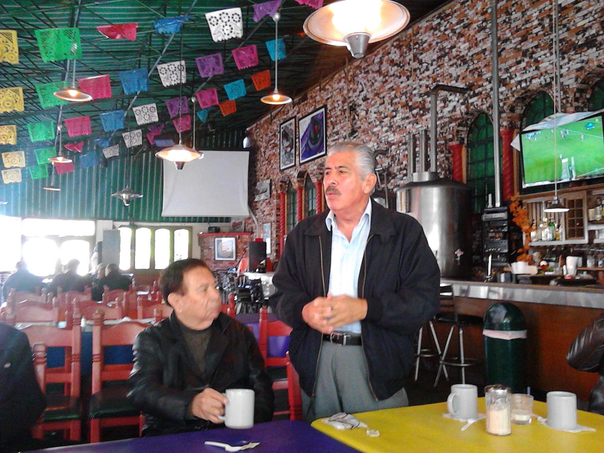 Peña Nieto le cumple al adulto mayor: Alberto Bravo Quintero