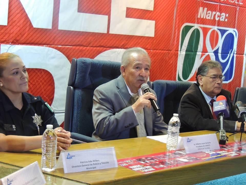 Comercio de Tijuana cierra con incertidumbre 2014