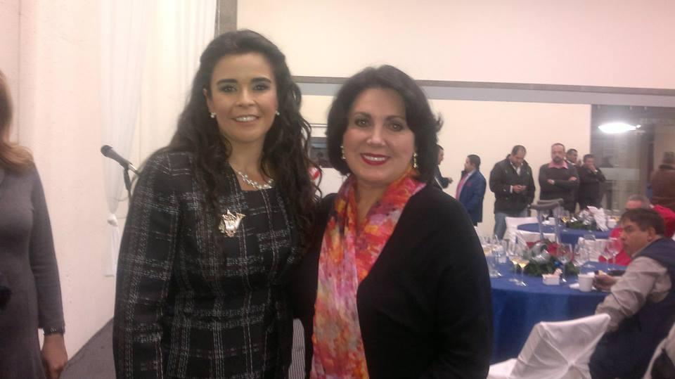 Asegura Carolina Aubanel que seguirá trabajando por Tijuana y descarta posible candidatura a diputada