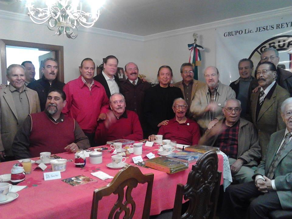 Distinguidos invitados durante 2014 compartieron opiniones en Grupo Político Jesús Reyes Heroles