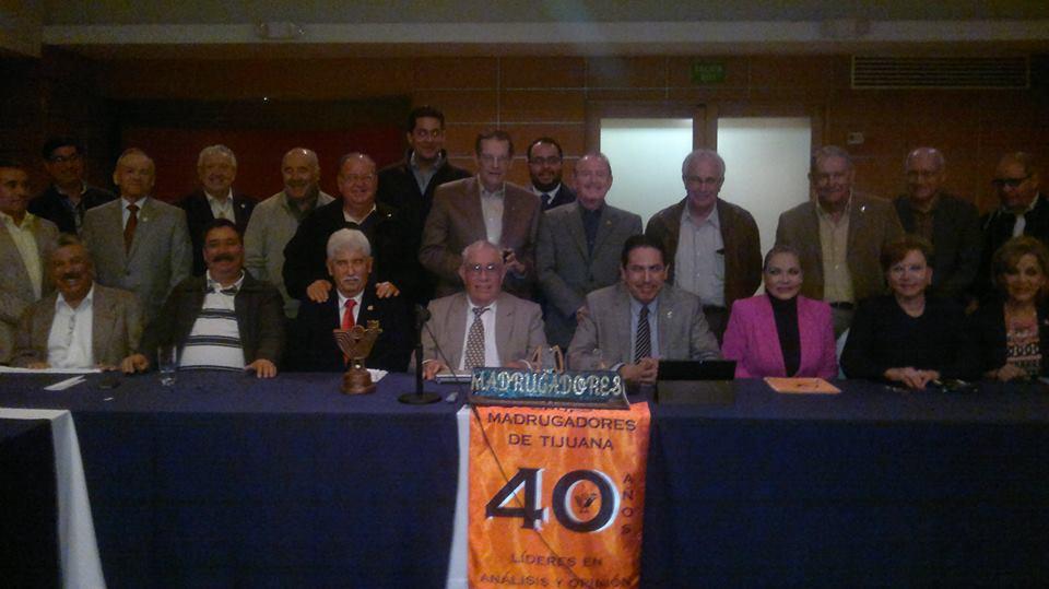 Revitalizados cierran Madrugadores 2014, el año de su 40 aniversario de fundación