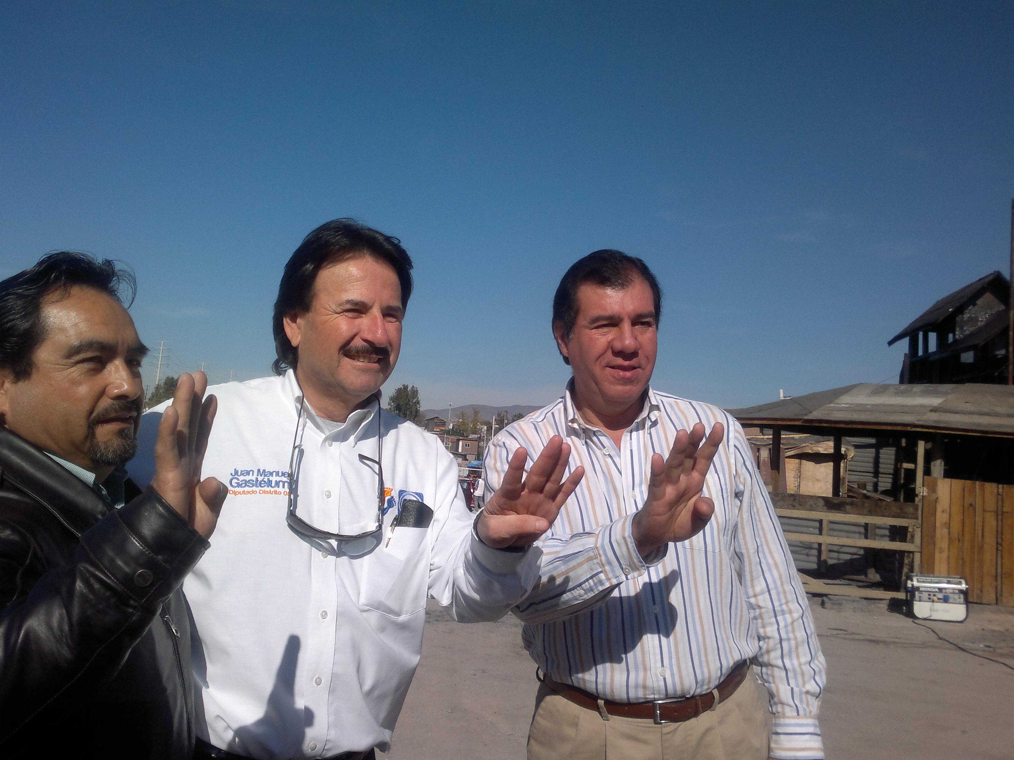 Lamenta Juan Manuel Gastelum que en el centro del país tengan una visión muy rara de la frontera