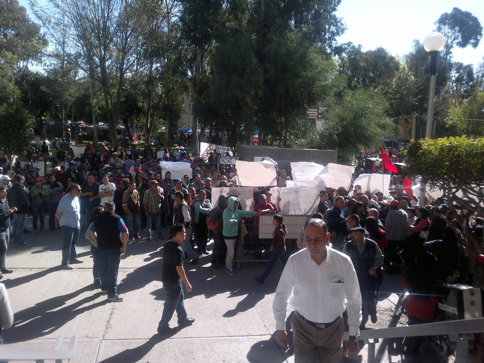 Pepenadores acusan de amenazas y presiones regidor Felipe Ledesma