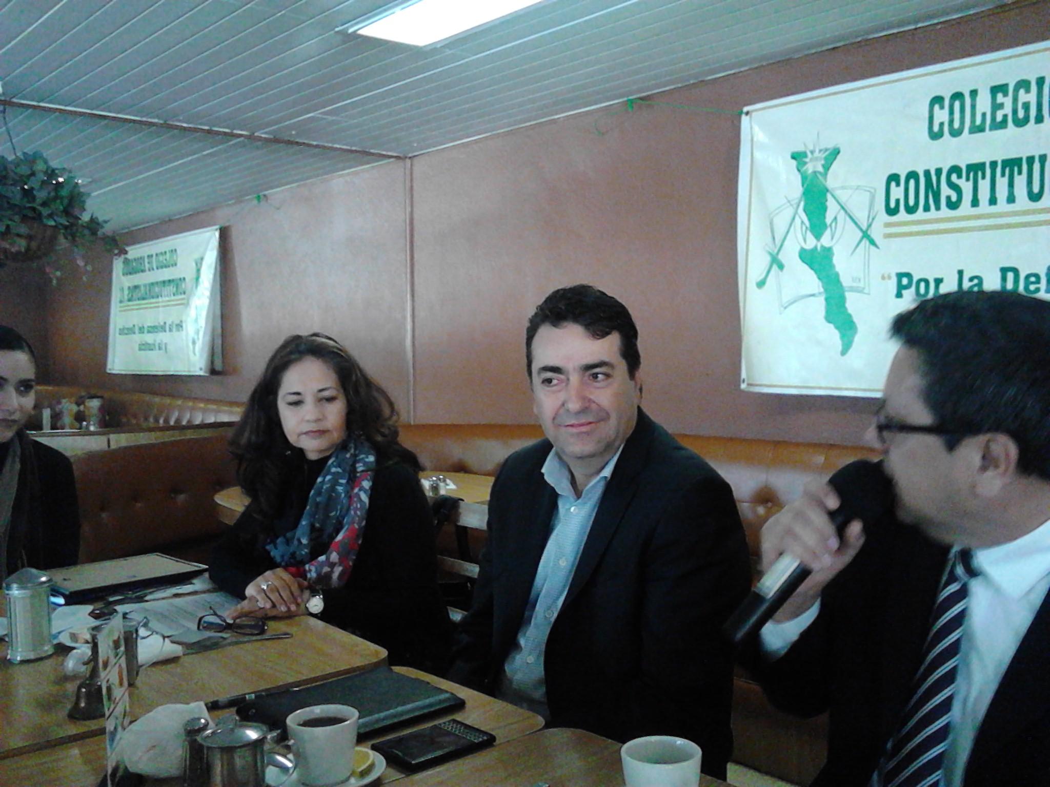 Analizan reforma para cambiar de Procuraduría de Derechos Humanos a Comisión: Mendivil