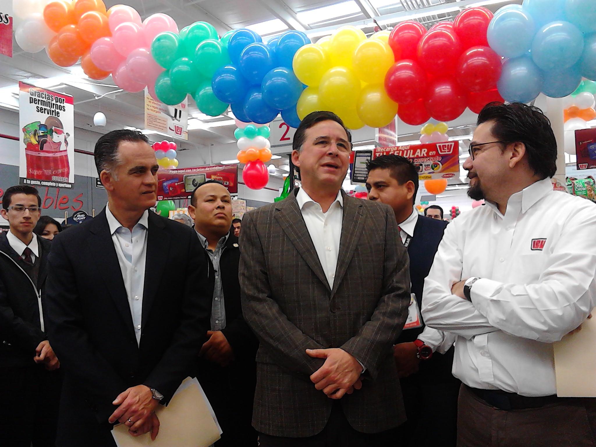 Abrió Súper Ley Express Cucapah con una inversión de 30 mDP