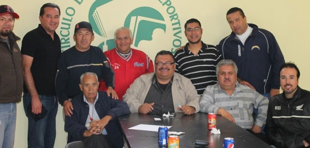 Festejarán el 55 Aniversario el Círculo de Cronistas Deportivos de Tijuana en 2015