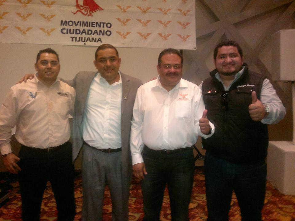 Joaquín Aviña, experto en temas gasolineros es pre candidato a diputado por el VIII Distrito Tijuana-Rosarito