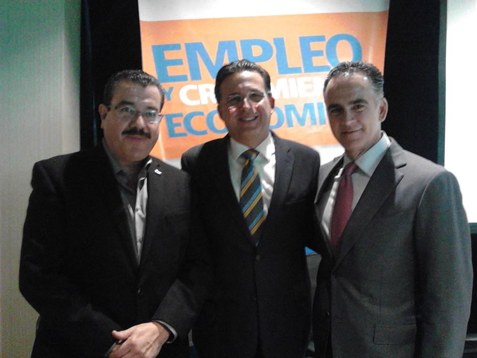 Pronostica Federico Serrano  crecimiento en sector manufacturero de 4.5 a  6.0 %
