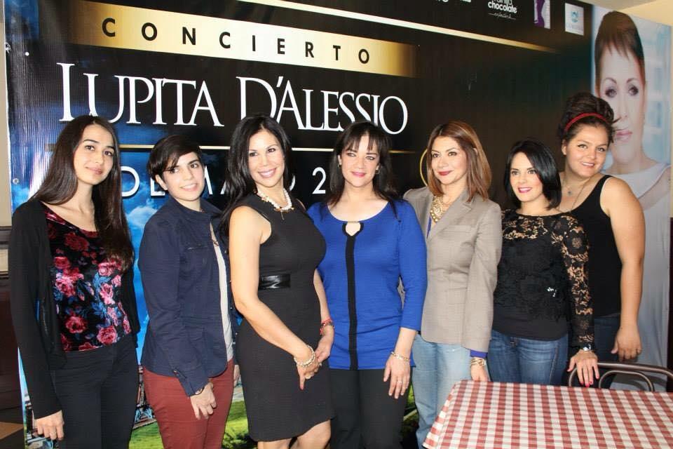 Lupita D'Alessio ofrecerá concierto a madres  de BC en mayo en el Valle de Guadalupe