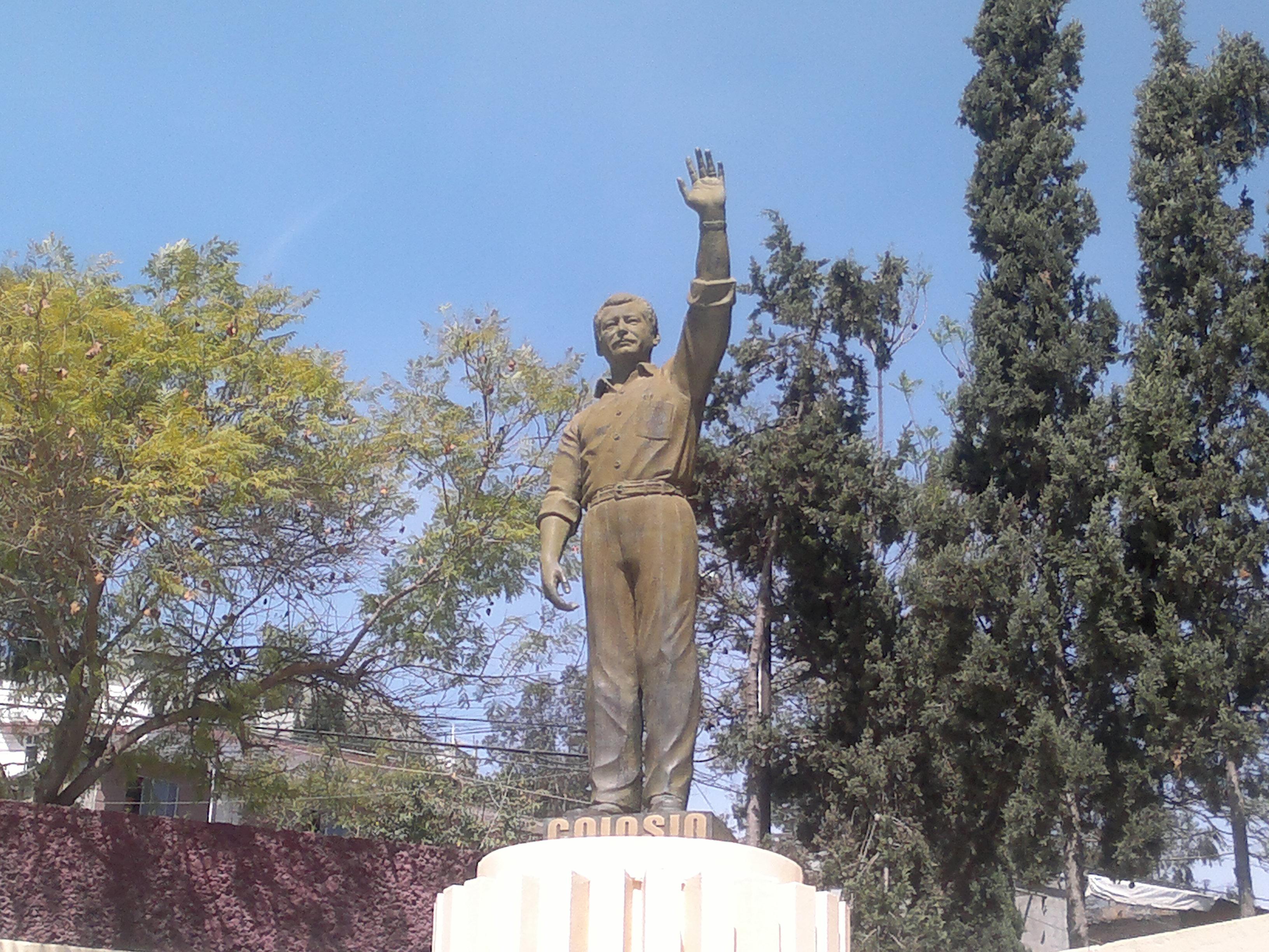 Hace 21 años llegó Colosio a Tijuana como candidato presidencial, regresó muerto al DF