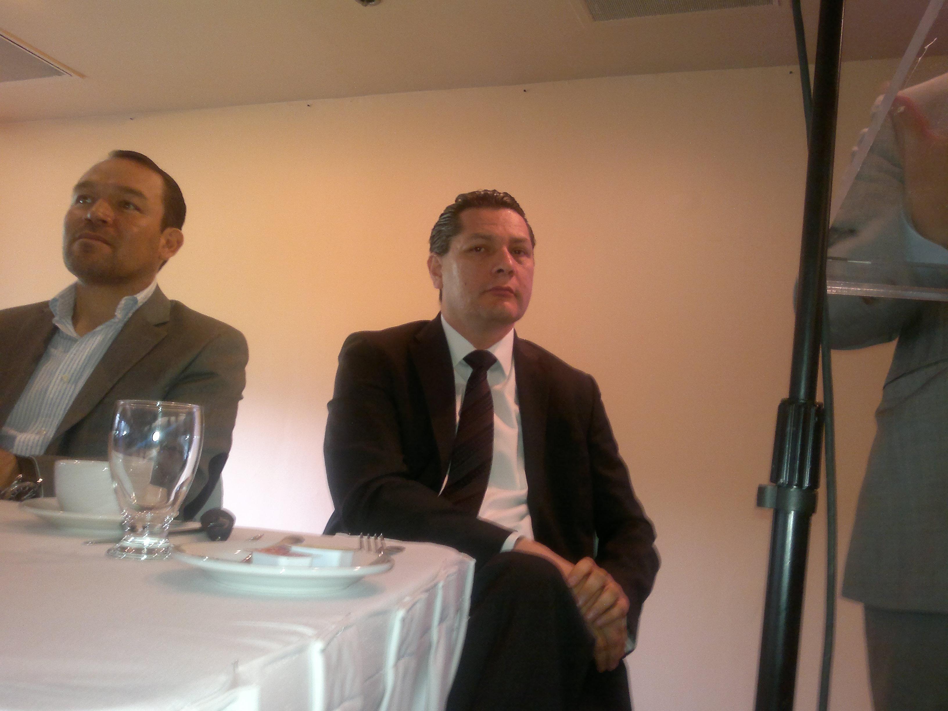 Llegan empresas a Tijuana para ofrecer Evasión  fiscal a través de sindicatos: Adolfo Solís Farias