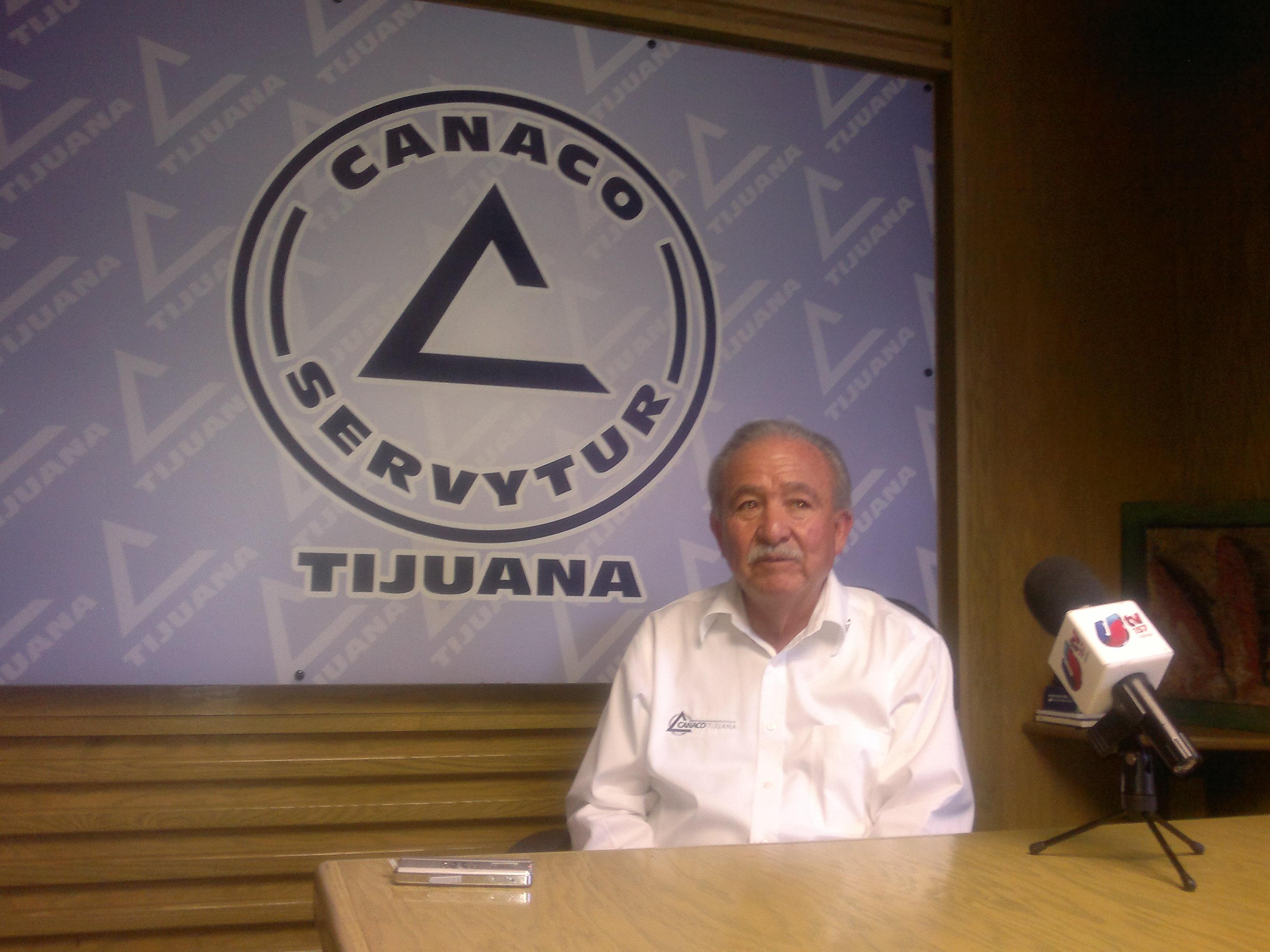 Canaco tiene Finanzas sanas y ahora si habrá toma de protesta: Gilberto Leyva Camacho