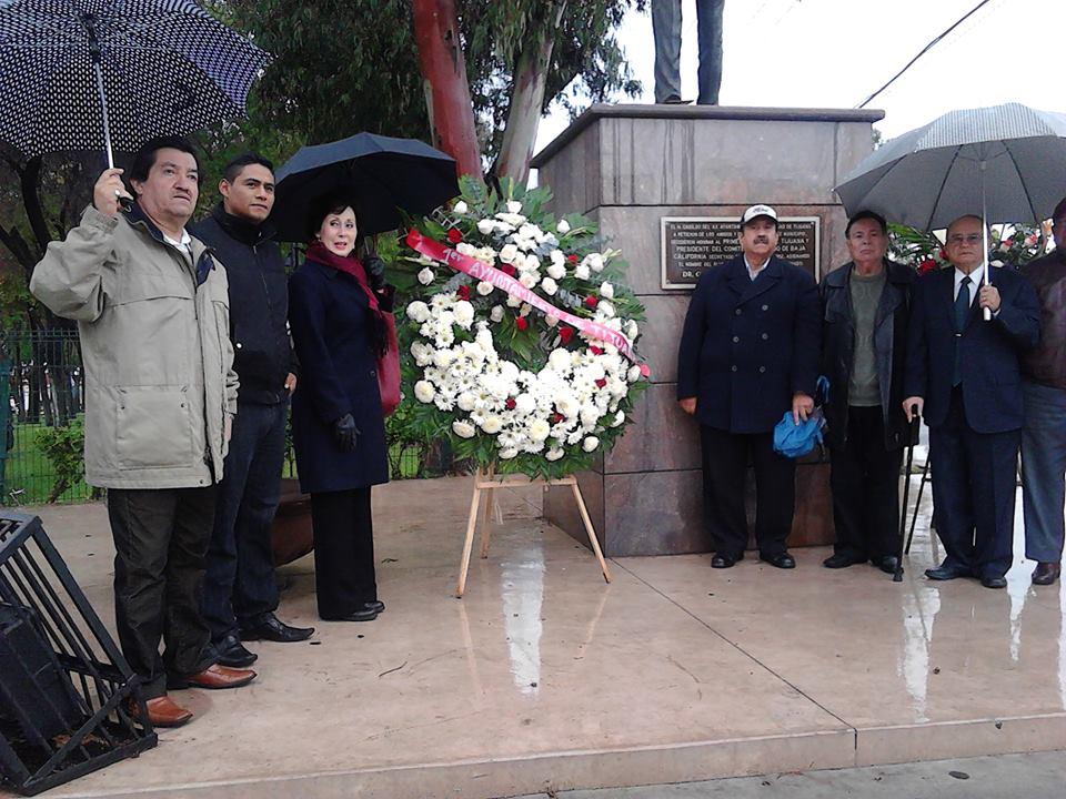 Lamenta que Acción Cívica Municipal tenga En olvido labor de primer alcalde de Tijuana