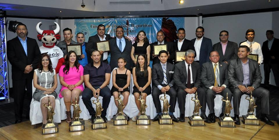 Exitosa gala deportiva Premiación Anual y 55 Aniversario del CCDT