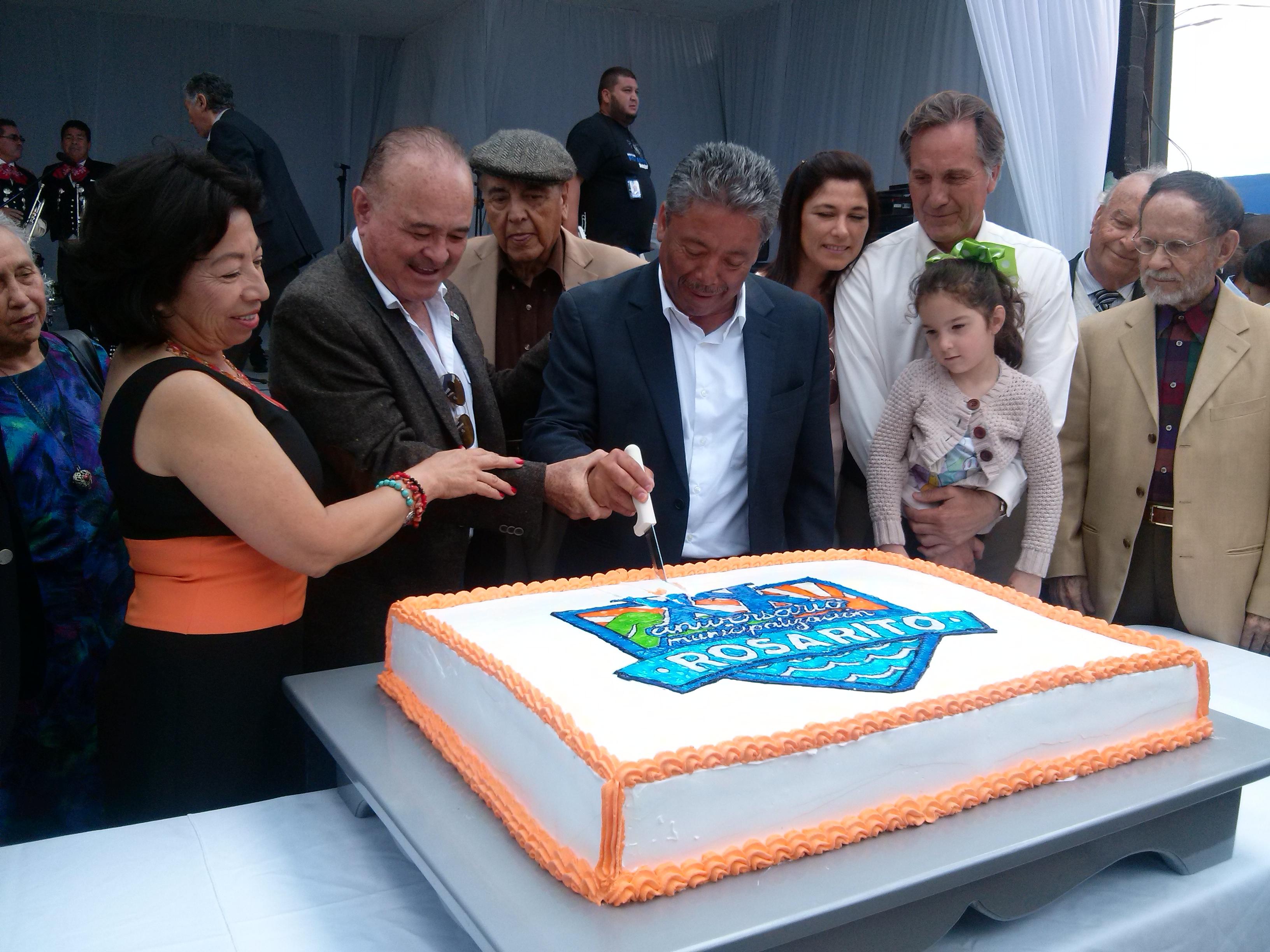 Celebran 20 aniversario de la municipalización de Playas de Rosarito