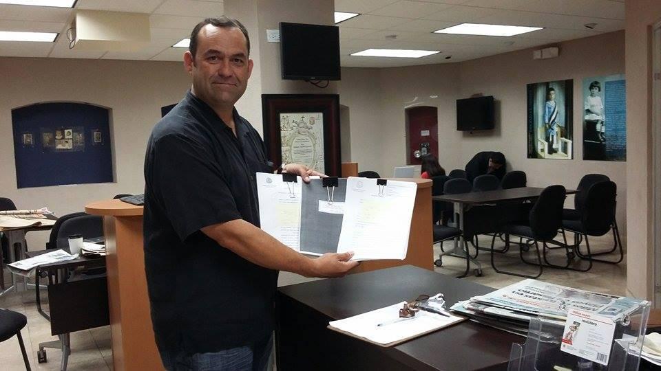Entregan al Archivo Histórico informes de  gobierno del V Ayuntamiento de Tijuana