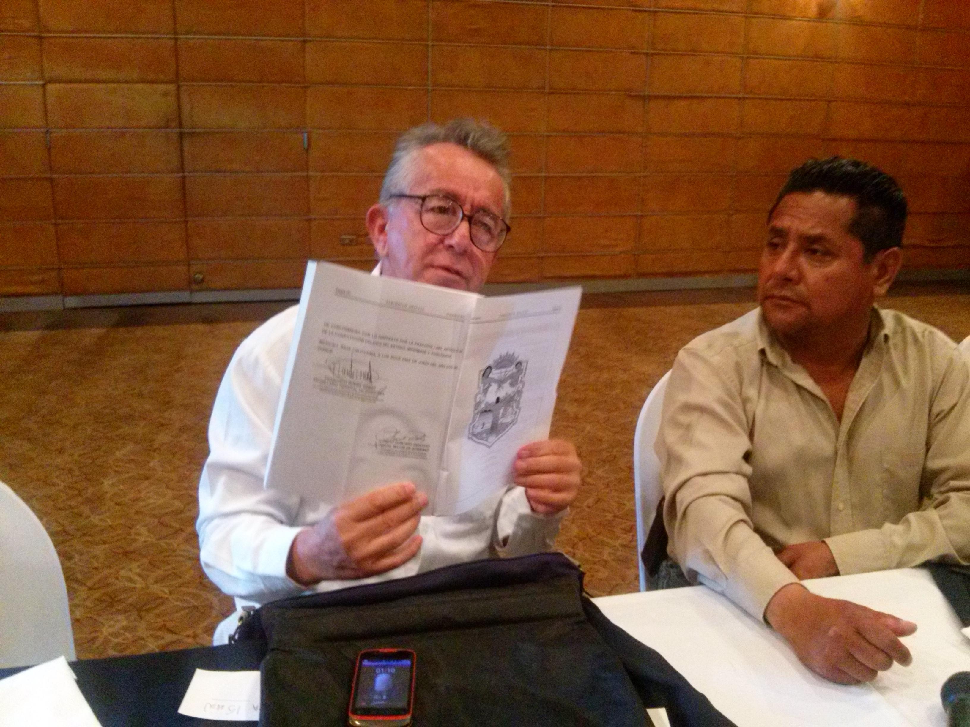 Publicaron Reformas a la Ley Electoral sin firma del gobernador