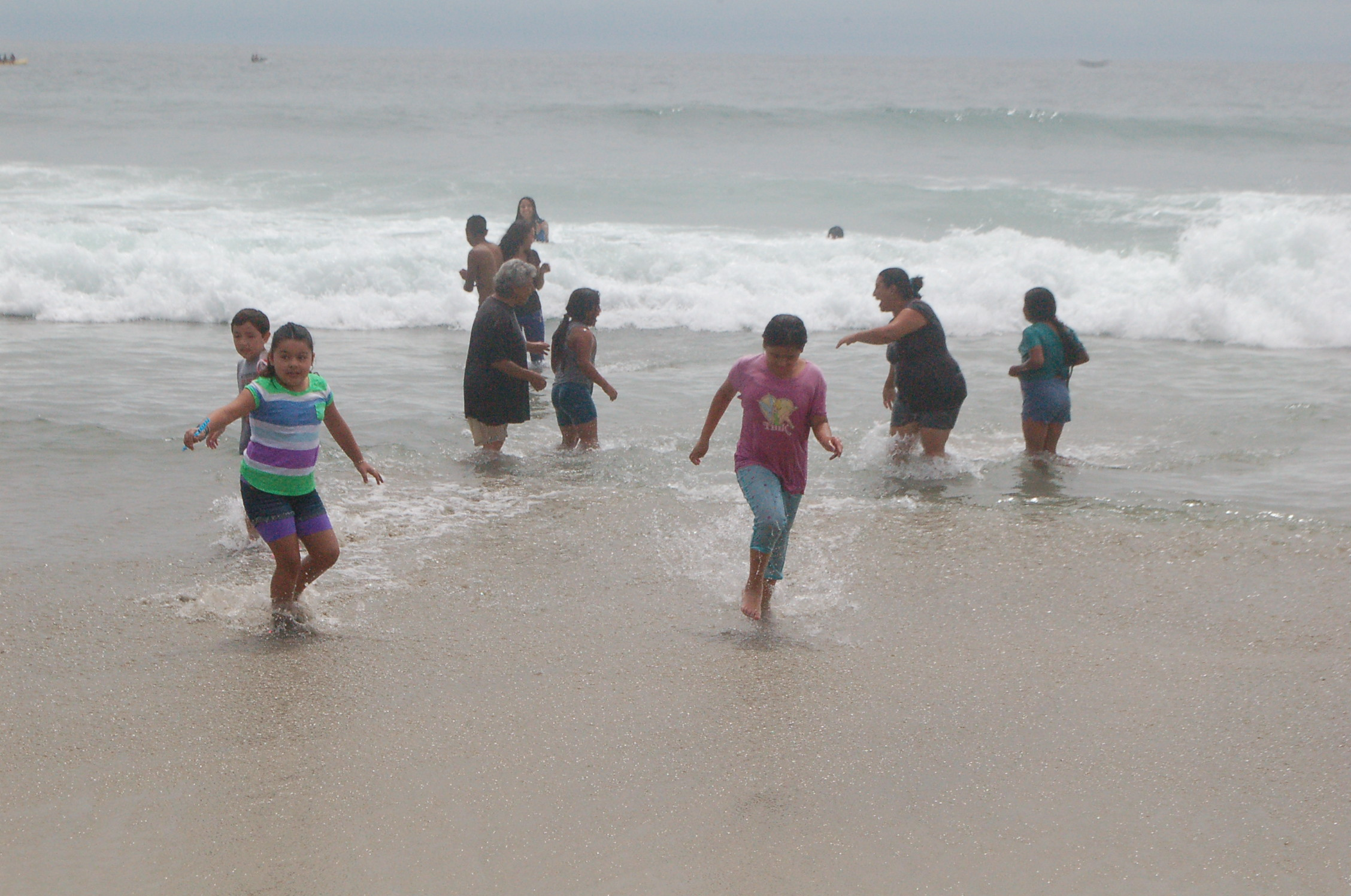 Llegaron 25 mil turistas a Playas  de Rosarito por el día 4 de julio