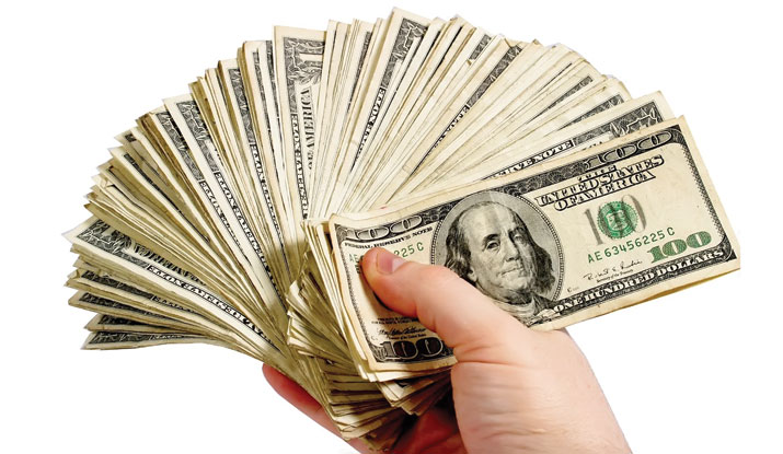 En primer semestre incremento   7%  demanda del dólar