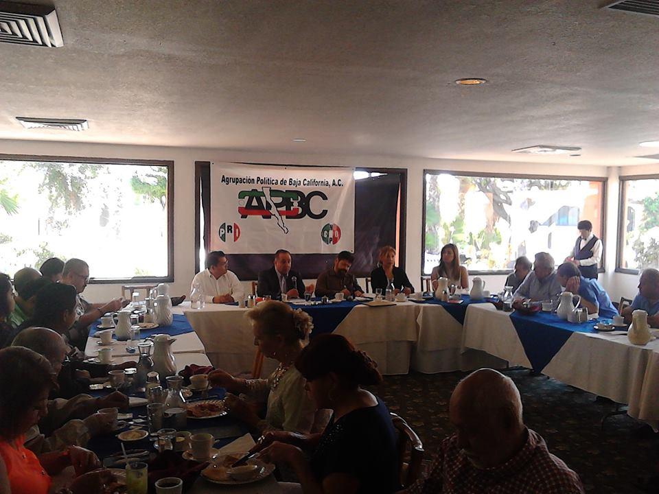 Marcó la APBC en la región cambio político